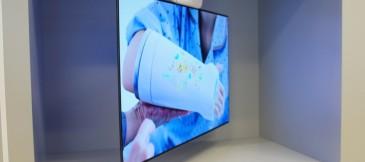 Tivi LG OLED hai màn hình