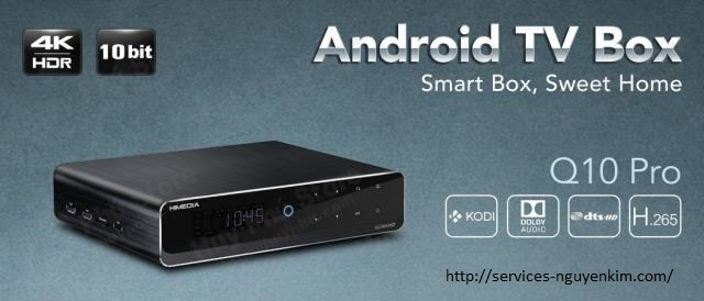 android tivi box