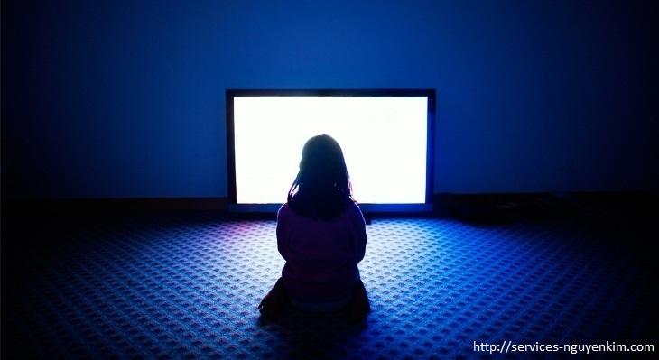 không gian xem tivi