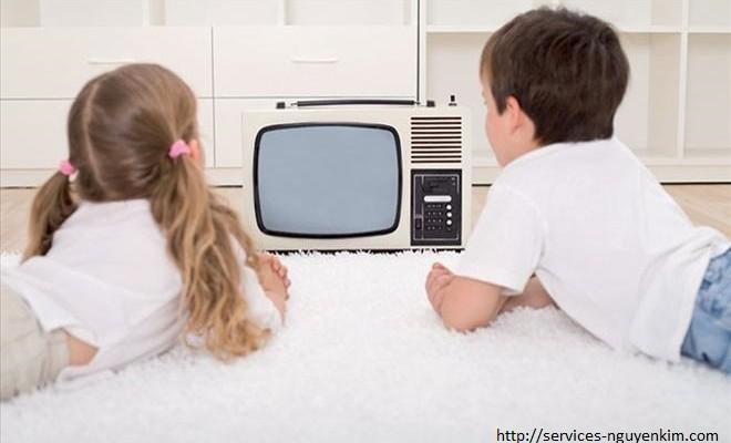 tác hại xem tivi