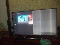 Thay màn hình tivi sony tại tphcm